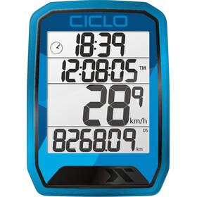 Ciclosport Protos 213 Fietscomputer, blauw